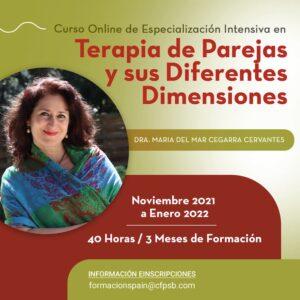 Curso Online Terapia de Parejas y sus Diferentes Dimensiones